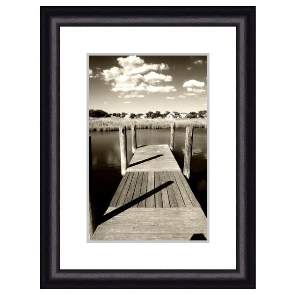 FR2130B: Frisco Black Photo Frame kenro Ireland