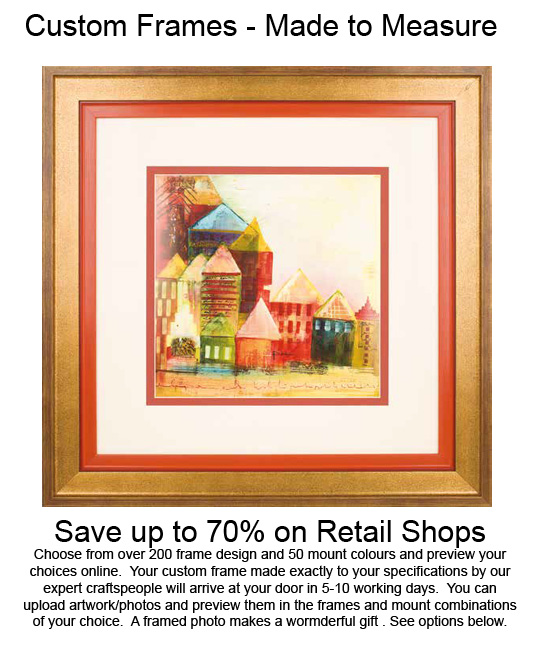 Picture Frames & Photo Frames | KENRO Quality Picture Frames