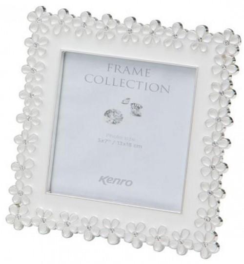 enamel photo frame   Glass photo frame   CLS1010W
