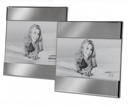 Polished Silver Photo Frame | Silver Picture Frame | Silver Photo Frame