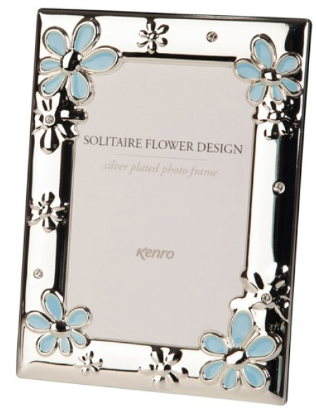 silver plated photo frame | silver frame | SL1015UE