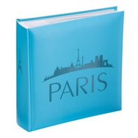 Kenro Paris Skyline Memo Style Photo Album. Holds 200 6x4