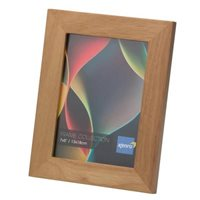 A3 / 29.7x42cm Rio Light Oak Crafted Wood Picture Frame in Solid Rubber Wood. Wood Stain Finish.  Flat Profile: 30mm Wide x 20mm deep. Online Bulk Order Discounts Starting at 6 units